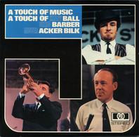 * 2LP *  A TOUCH OF MUSIC _ A TOUCH OF BALL, BARBER, ACKER BILK - Jazz