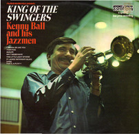 * LP *  KENNY BALL - KING OF THE SWINGERS - Jazz