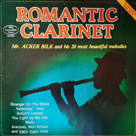 * LP *  MR. ACKER BILK - ROMANTIC CLARINET (England 1975) - Jazz
