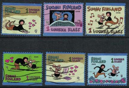 2003 Finland, Friendship Viivi & Wagner, Complete Used Used Set. - Gebraucht