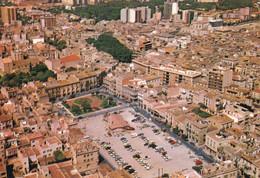 Figueras, Plaza Ernesto Vila, Vista Aérea - Gerona