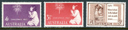 Australia 1957 And 1961 MNH - Used Stamps
