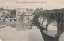 CPA (81) ALBI Les Grands Moulins Du Tarn Vue Sur Le Tarn 2 Scans - Albi