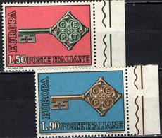 ITALIA - 1968 - EUROPA UNITA - CEPT - MNH - 1961-70: Ungebraucht