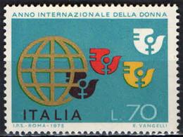 ITALIA - 1975 - ANNO INTERNAZIONALE DELLA DONNA - MNH - 1971-80: Ungebraucht