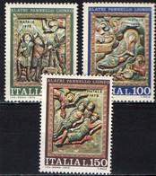 ITALIA - 1975 - NATALE - CHRISTMAS - NAVIDAD - NOEL -  MNH - 1971-80: Ungebraucht