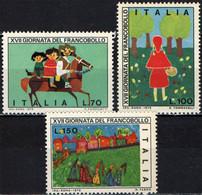 ITALIA - 1975 - 17^ GIORNATA DEL FRANCOBOLLO -  MNH - 1971-80: Ungebraucht