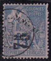 COLONIES FRANCAISES - SENEGAL - 1872 - YT 6 - Oblitéré - Signé Scheller - COTE 250E - Used Stamps