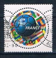 1998 France '98 World Cup YT 3139 - Gebraucht