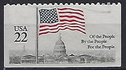 USA  1985  Flag + Capital  (o) Mi.1739  D - Gebraucht