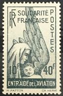 Colonies Françaises YT Poste Aérienne 1 (**) MNH Entraide De L'aviation (côte 8 Euros) – Kdomi - Other