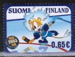 2003 Finland, Icehockey  World Championships MNH. - Ungebraucht