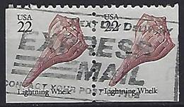 USA  1985  Seashells  (o) Mi.1745  Eul+Eru - Gebraucht