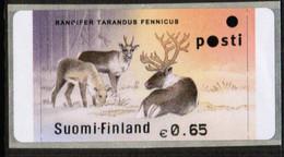 2003 Finland ATM Michel 40, Scarce Amiel Sima Label  **. - Automatenmarken (ATM/Frama)