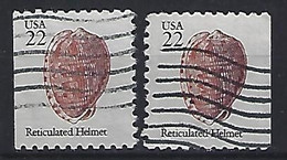 USA  1985  Seashells  (o) Mi.1742  Dl+Dr - Gebraucht