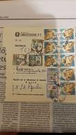 Mod.267 Con Alti Valori E Castelli - 1991-00: Poststempel