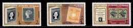 Scott # 42-44   Gibbons Catalogue Cent. Exhib. - London  /  ( 3 ) 1965  1,3,5R  Postage   M/LH - Ajman
