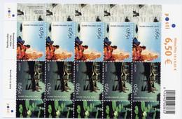 2004 Finland Europa Cept Mnh Sheet. - Ungebraucht
