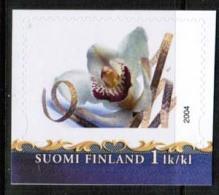 2004 Finland Personalized Stamp, Flower ** . - Ungebraucht