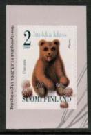 2004 Finland, Bear MNH. - Ungebraucht