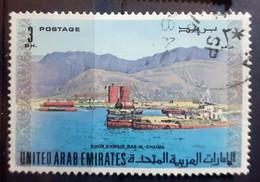 EMIRATI ARABI UNITI 1973 USED - United Arab Emirates (General)