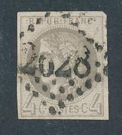 ED-382: FRANCE: Lot Avec N°41B Obl, - 1870 Ausgabe Bordeaux