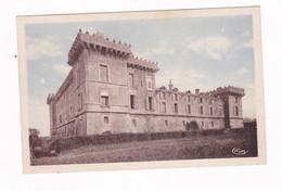 Belle CPA Cherves-de-Cognac, Charente, Château CHesnel - Altri Comuni