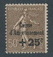 ED-385: FRANCE: Lot Avec N°267** - Ungebraucht