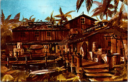 California Marina Del Rey The Warehouse Restaurant 1973 - Other