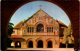 California Palo Alto Stanford Chapel 1963 - Other