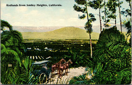 California View Of Redlands From Smiley Heights - Other