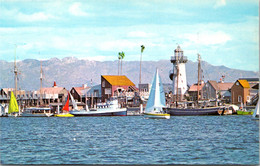 California Marina Del Ray World Famous Fisherman's Village - Other