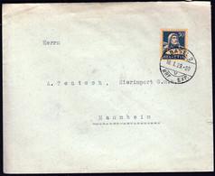 Switzerland Basel 1929 / William Tell 30 Blue 1921-1924 - Lettres & Documents