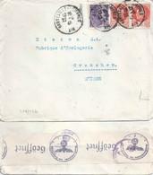 Zensur Brief  Hauteville-Lompnes - Grenchen          1943 - Covers & Documents