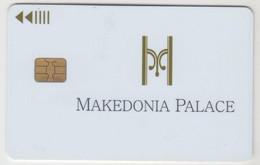 GREECE Hotel Keycard - MACEDONIA PALACE / Vodafone ,used - Hotel Keycards