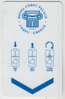 GREECE Hotel Keycard - CORFU PALACE ,used - Hotel Keycards