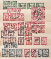 A5960 SOUTHERN  RHODESIA,  Small Lot Of 38+ KGVI Used Stamps - Southern Rhodesia (...-1964)