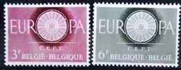 BELGIQUE                    N° 1150/1151     EUROPA                      NEUF** - Ungebraucht