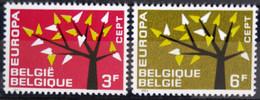 BELGIQUE                    N° 1222/1223     EUROPA                      NEUF** - Ungebraucht