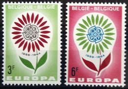 BELGIQUE                    N° 1298/1299     EUROPA                      NEUF** - Ungebraucht