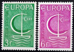 BELGIQUE                    N° 1389/1390     EUROPA                      NEUF** - Ungebraucht