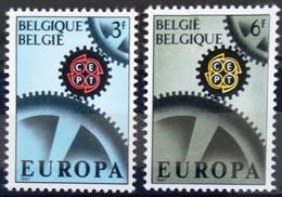 BELGIQUE                    N° 1415/1416     EUROPA                      NEUF** - Ungebraucht