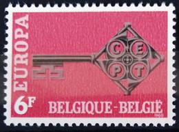 BELGIQUE                    N° 1453     EUROPA                      NEUF** - Ungebraucht