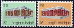 BELGIQUE                    N° 1489/1490     EUROPA                      NEUF** - Ungebraucht