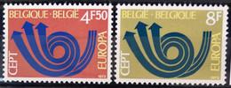 BELGIQUE                    N° 1661/1662     EUROPA                      NEUF** - Ungebraucht
