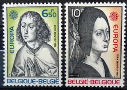 BELGIQUE                    N° 1757/1758     EUROPA                      NEUF** - Ungebraucht