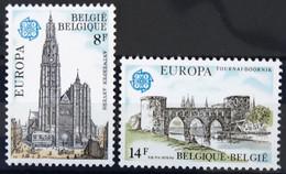 BELGIQUE                    N° 1886/1887     EUROPA                      NEUF** - Ungebraucht