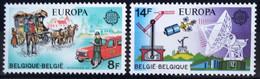 BELGIQUE                    N° 1925/1926     EUROPA                      NEUF** - Ungebraucht