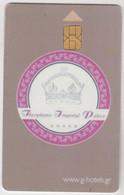 GREECE Hotel Keycard - THEOPHANO IMPERIAL PALACE ,used - Hotel Keycards