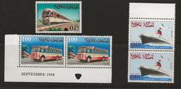 Maroc YT 511/3 Transports N** - Marokko (1956-...)